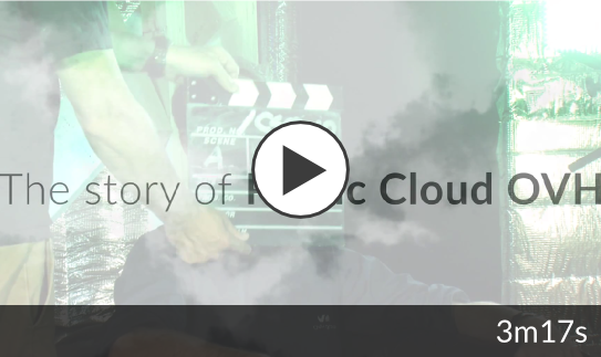 story of public cloud ovh